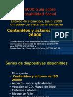 ISO 26000 (2) Contenidos 2009-06
