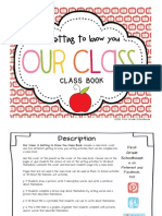 ourclassagettingtoknowyouclassbook