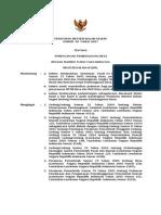 Permendagri Nomor 66 Tahun 2007 Perencanaan Pembangunan Desa