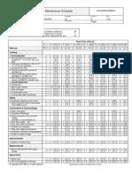 Plan de Mantenimiento Anual - ACS800