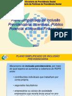 Plano Simplificado Da Previdencia Social