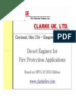 Engine Application and Start Up Presentation