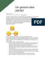 Información general sobre MVC en ASP