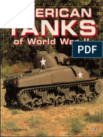 [MBI] - American Tanks of World War II in Color