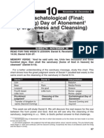 4th Quarter 2013 Lesson 10 Easy Reading Edition