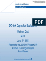 Program Review 6-7-04 Dc Link Cap