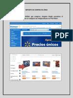 REPORTE DE COMPRA EN LÍNEA