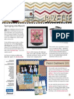 Scrapbooking Gazette 2012-20133
