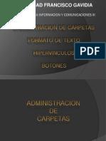 Formato de Texto Expresion Web