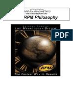 Anthony Robbins - Rapid Planning Method