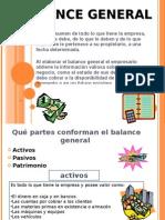 BALANCE GENERAL Y ESTADO DE PÉRDIDAS Y GANANCIAS