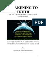 Awakening to Truth