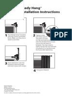 Readyhang Instructions