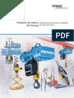 Catalogo DEMAG