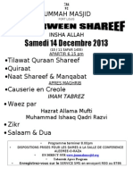 Poster Igyaarween Shareef