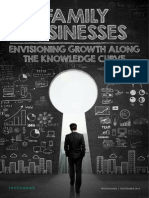 Family Businesses-Envisioning Growth Along the Knowledge Curve, Nov 2013
