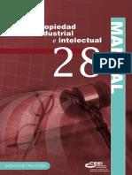 Cápsula 28. Propiedad industrial e intelectual