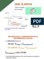 Unidad 3-2 Deformacion Plastica