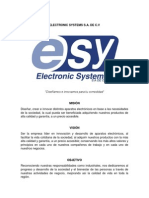 Electronic s System