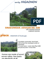 partner communities sinakungan and culion
