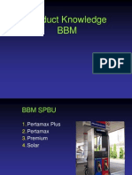 Product Knowledge BBM