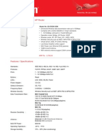 150M Wireless N Outdoor AP Router
