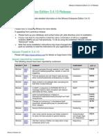 Alfresco Enterpris 3-4-13 Release Notes