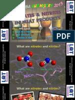 STPM SBA Chemistry Presentation 2013