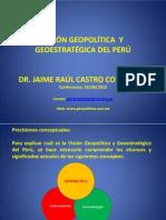 Vision Geopopilitica Del Peru