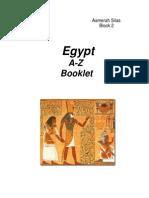 Egypt a-Z Booklet