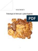 Tehnologia de Fabric a Tie a Painii Impletite