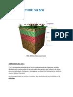 le sol, terreau de la biodiversité 15 pages