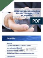 Seminario Legislacion Laboral