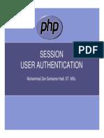 T Modul 7 (Session_UserAuth)