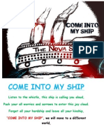 Come Into My Ship