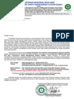 Surat Permohonan Peserta Pelatihan