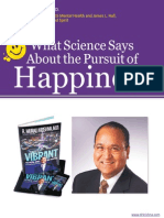 What Science Says About the Pursuit of Happiness