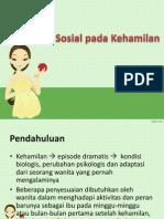 Masalah Sosial Pada Kehamilan