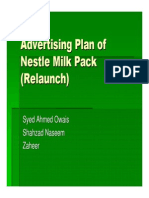 advertisingplanofnestlemilkpackrelaunch-121221033242-phpapp01