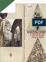 Zoran Nikolić - Masonski simboli u Beogradu