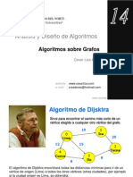 Clase16 - Grafos Algoritmos
