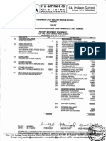 audit report 2010-11