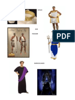 Picture-gods and Goddesses