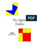 Algebra Toolbox Part 2