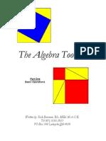 Algebra Toolbox Part 1