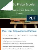 CONCEFS - Educa+º+úo F+¡sica Escolar