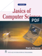 Basics of Computer by Rajiv Khana