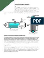 HRSG Boiler Configuration