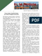 Frati Minori - Notizie da Viesti N. 11/2013
