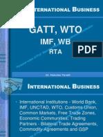 2013 WTO IMF